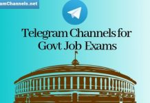 Tamil Telegram Channels