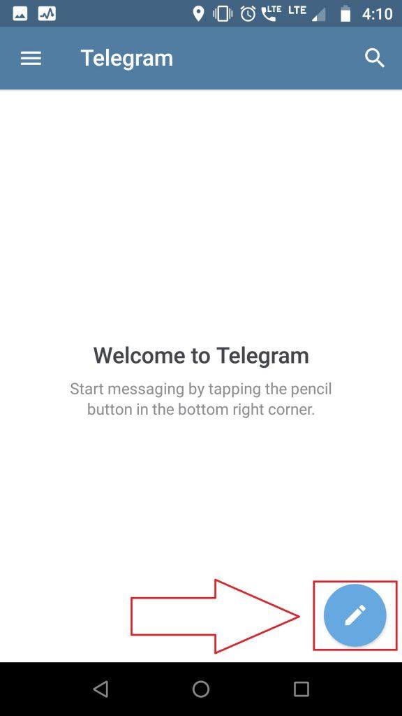 Start Messaging