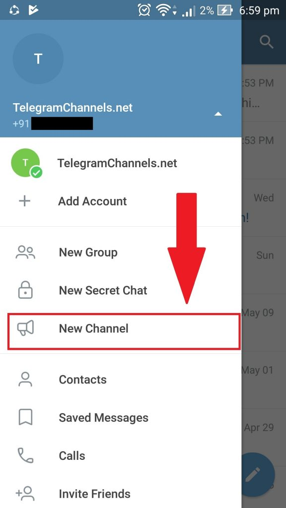 How to Create a Telegram Channel - Guide to Public & Private