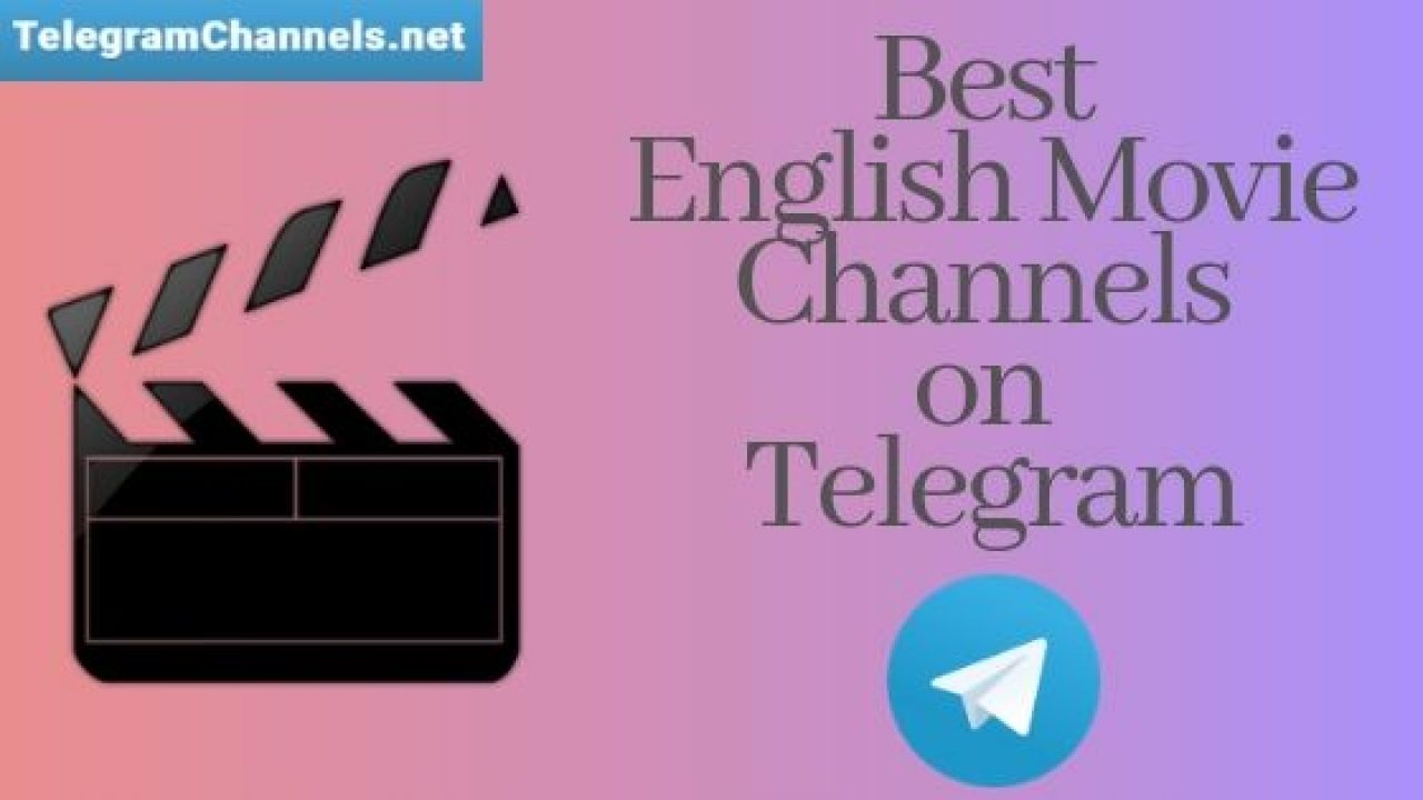 Best Telegram English Movie channel Links 2019 to Join