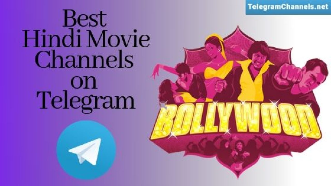 Best Telegram Hindi Movie Channels for Latest Bollywood Films Download