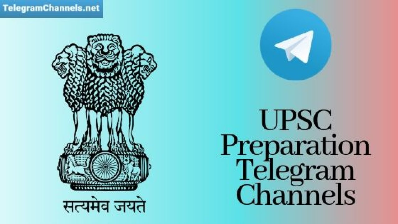 UPSC Telegram Channels 2019- Telegram Channel for Current Affairs IAS