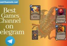 Best computer games channels on telegram