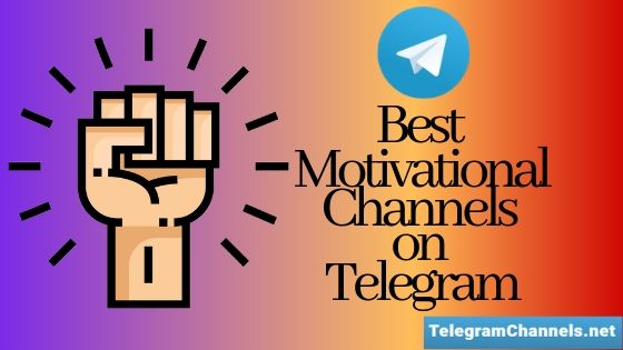 Motivational channels on telegram