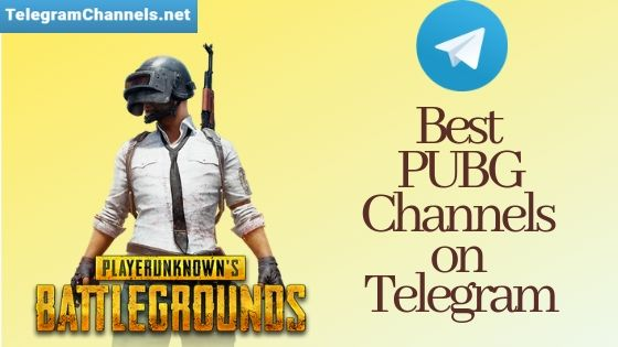PUBG Tricks Channels on Telegram