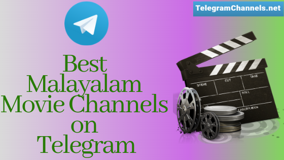 best telegram malayalam movie channel