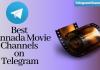telegram channels for Kannada Movie