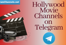 Hollywood Movie Channels Telegram