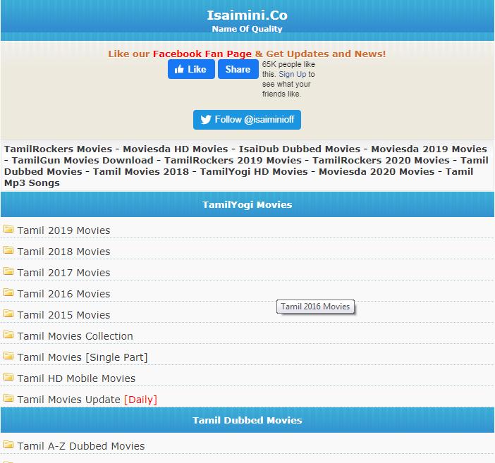 Tamilyogi 2020 Download Malayalam Telugu Tamil Hd Movies Online